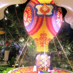 Garden Hot Air Balloon Flower Art, Wynn, Las Vegas, Casino