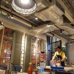 Fish & Co Interior