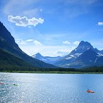 Photo of Swiftcurrent Lake