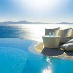 The ultimate tranquillity over Delos island views
