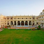 Photo of The Raj Palace Grand Heritage Hotel