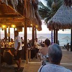 Beach Shack dinning area