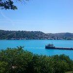 Looking Down The Bosporus