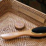 24Hour Complimentary Shoeshine Service