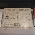 "1958 Man Utd FA Cup post-Munich ""blank programme"" National Football Museum"