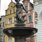 Photo of Neptune's Fountain (Fontanna Neptuna)