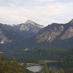 Zámky a Schwansee