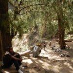 Lalibela Cross Ethiopia Eco Trekking and Tours trekking around Lalibela