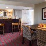Suite at LaGuardia Plaza Hotel