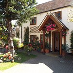 Summer at 'The Yew Tree Inn'