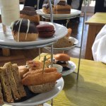 Fabulous Gentlemens Afternoon Tea, all freshly cooked