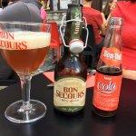 Bière et Cola Belge!
