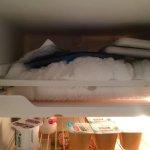 Impossible de fermer le freezer. Pas de glace et la porte du frigo qui ferme mal.