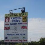 Foto van Camac Valley Tourist Caravan and Camping Park