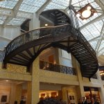Lobby Stairway Second Floor