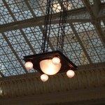 Frank Lloyd Wright Addition to Lobby