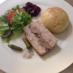 Tarrine - Available for set lunch only