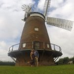 Historic Windmill in Thaxted
