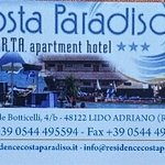 Photo de Aparthotel Costa Paradiso