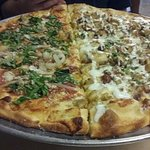 Bilde fra Pioneers Pizza