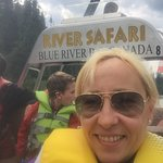 River Safari Foto