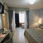 Camera Matromoniale / Tripla al Raffaelli Park Hotel a Forte dei Marmi