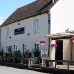 Pretty pub in the village of Great Bromley