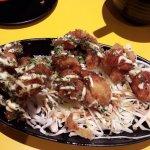 Katsu squid (delicious!)