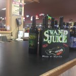 Swamp Juie is in stores all over Florida!