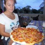 Foto di Pizza John's Jardin Escondido