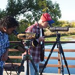 Free guided bird walks on most weekend day! Borrow binoculars from the front desk everyday