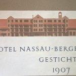 Hotel Nassau Bergen Foto