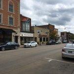 Downtown Decorah.