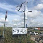 Strandpaviljoen SB Noord Foto