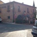 Photo de Hotel la Toscanina