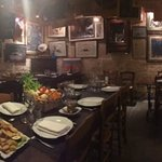 Typical Carmargue restaurant very special lovely atmosphere