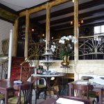 French art noveau interiors