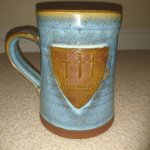 Tankard you can buy from the farm shop