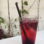 Berry Muddled Cocktail