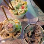Photo of Kamala Ice Cream Rolls and Pancake