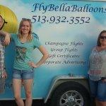 Bella Balloons Hot Air Balloon Co Foto