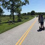 Things we saw while on the Segway Tour of Gettysburg.