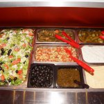 The most comprehensive All You Can Eat Buffet including a full salad bar
