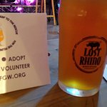 Thank you to Lost Rhino for hosting a fundraiser for Feline Foundation!