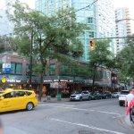 Hamilton at Robson Streets