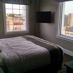 Corner room junior suite