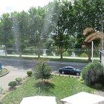 Vue de la Loire depuis notre chambre