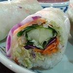 Appetizer garden rolls (2 per order)