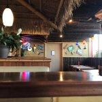 Tiki themed place