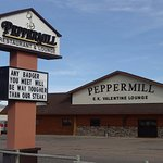Peppermill Restaurant, Valentine, NE